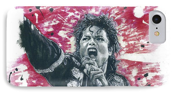 Michael  IPhone Case