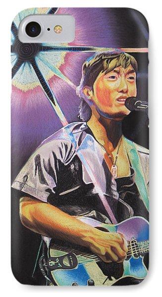 Micheal Kang Phone Case by Joshua Morton
