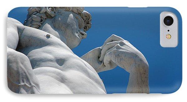 Michelangelos David 2 IPhone Case by Micah May