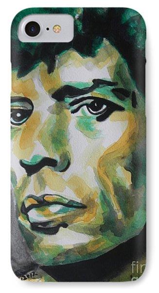 Mick Jagger Phone Case by Chrisann Ellis