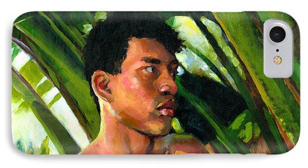 Micronesia IPhone Case by Douglas Simonson