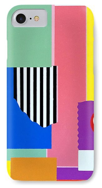 Mid Century Compromise IPhone Case by Thomas Gronowski