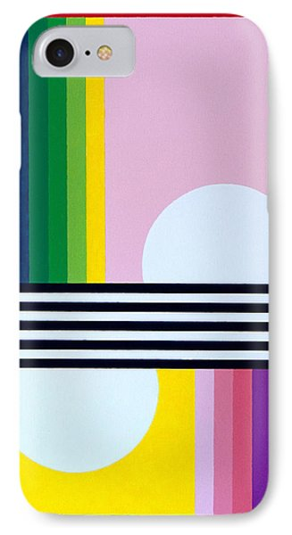 Mid Century Resolution IPhone Case by Thomas Gronowski