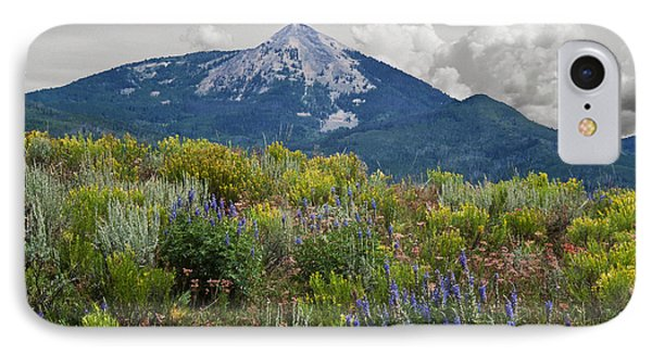 Mid Summer Morning IPhone Case by Daniel Hebard