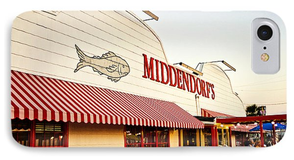 Middendorf's Phone Case by Scott Pellegrin