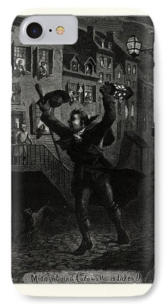 Midnight And Cornwallis Is Taken IPhone Case