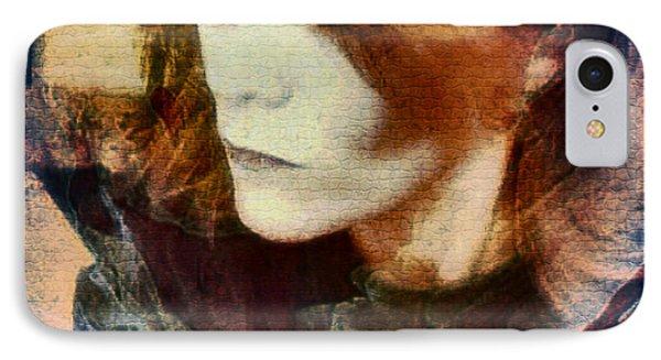 Midnight Darkness Phone Case by Linda Sannuti