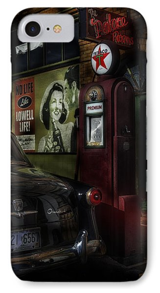 Midnight Fill Up IPhone Case by Gary Warnimont