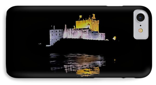 IPhone Case featuring the photograph Midnight Fortress by Andy Heavens