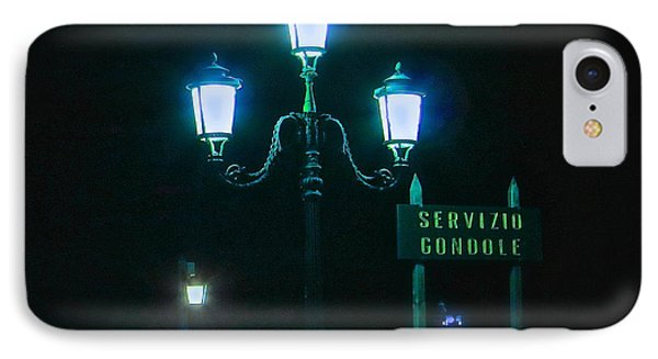 Midnight In Venice IPhone Case