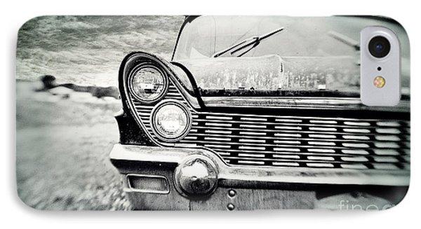 Midnight Ride 2 Phone Case by Scott Pellegrin
