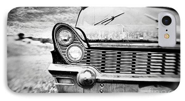 Midnight Ride Phone Case by Scott Pellegrin
