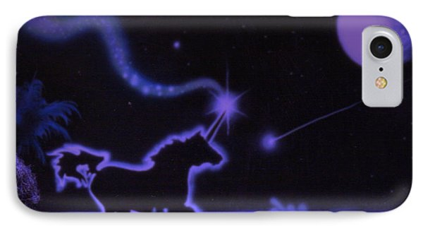 Midnight Run IPhone Case by Kevin Caudill