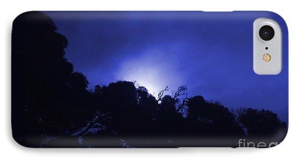 Midnight Sun IPhone Case by Amanda Holmes Tzafrir