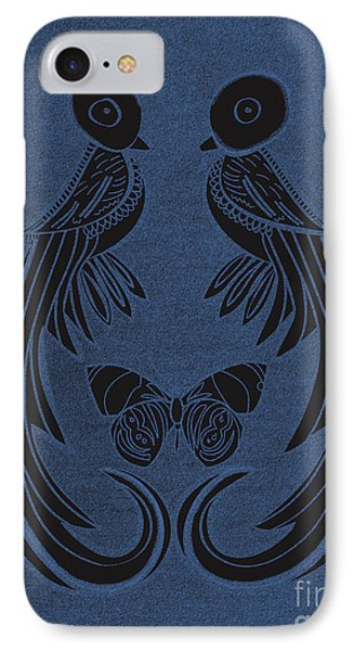 IPhone Case featuring the digital art Midsummer by Megan Dirsa-DuBois