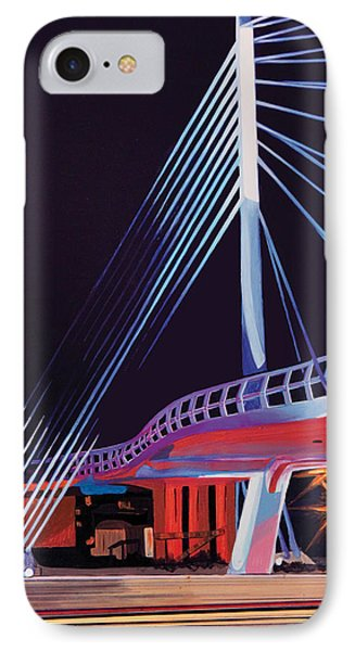 Midtown Greenway Sabo Bridge IPhone Case