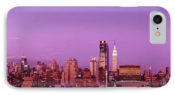 Midtown Nyc, New York City, New York IPhone Case