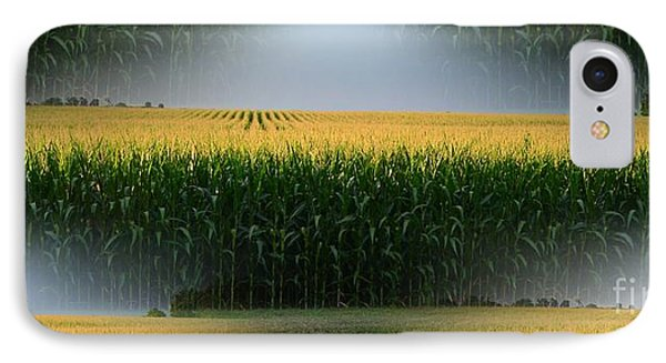 Midwest Gold IPhone Case by Luther Fine Art
