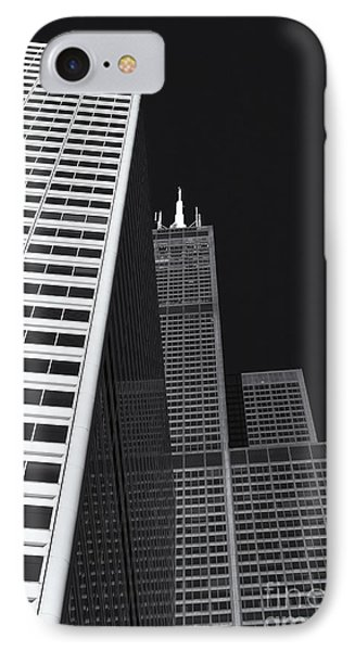 Midwest Monolith IPhone Case by Dan Hefle