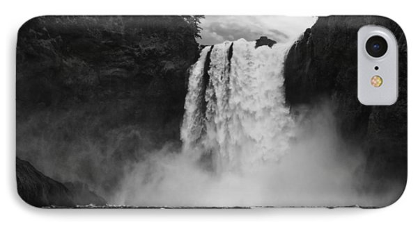 Mighty Snoqualmie IPhone Case