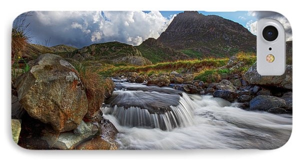 Mighty Tryfan  IPhone Case by Beverly Cash