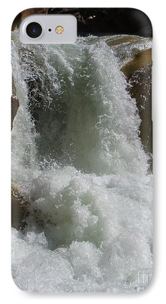 Mighty Waters IPhone Case by Agnieszka Ledwon