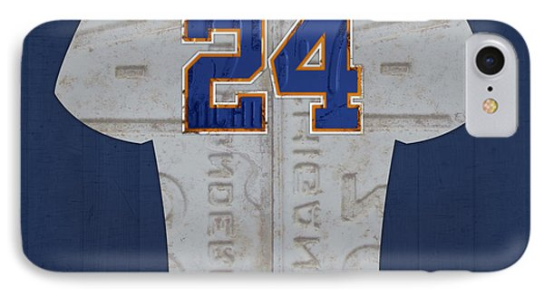 Miguel Cabrera Detroit Tigers Baseball Team Jersey License Plate Art IPhone Case by Design Turnpike
