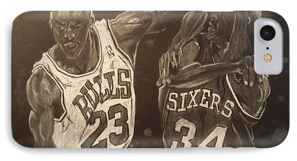 Mike And Sir Charles IPhone Case