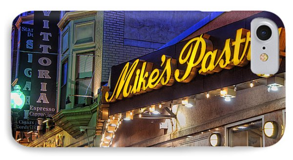 Mike's Pastry Shop - Boston Phone Case by Joann Vitali