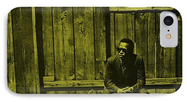 Miles Davis And Milt Jackson -  Quintet Sextet IPhone Case