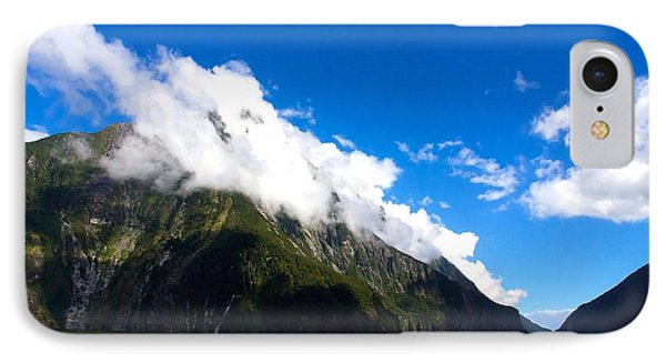 IPhone Case featuring the photograph Milford Sound #2 by Stuart Litoff