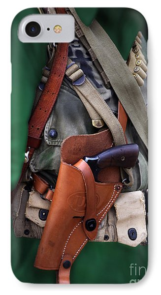 Military Small Arms 02 Ww II Phone Case by Thomas Woolworth