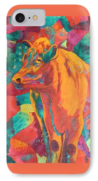 Milk Delivery IPhone Case by Nancy Jolley