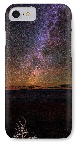 Milky Way Above The Grand Canyon IPhone Case by Babak Tafreshi, Twan