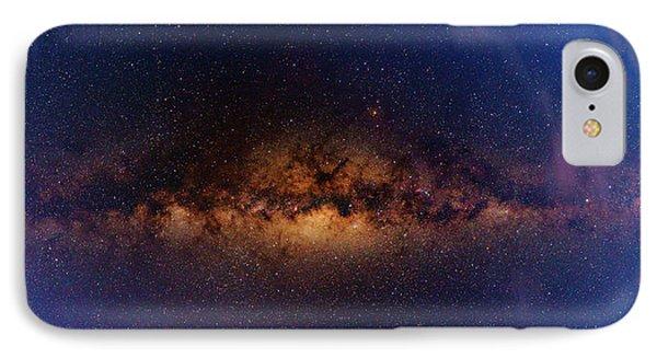 Milky Way At Dawn IPhone Case by Babak Tafreshi