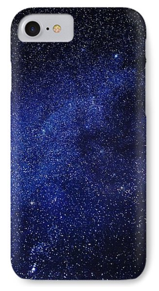 Milky Way Galaxy, Lapland, Sweden IPhone Case by Panoramic Images