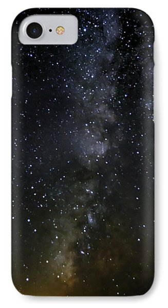 Milky Way IPhone Case by Marlo Horne