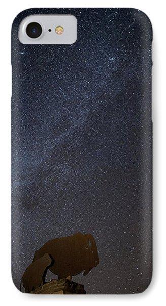 Milky Way  Phone Case by Melany Sarafis