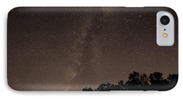 Milky Way IPhone Case by Richard Engelbrecht
