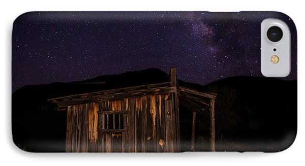 Milky Way Rising Phone Case by Bill Cantey