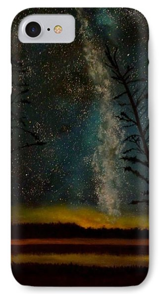 Milky Way Phone Case by Steve Hermann