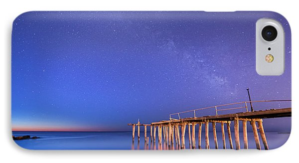 Milky Way Sunrise IPhone Case by Michael Ver Sprill