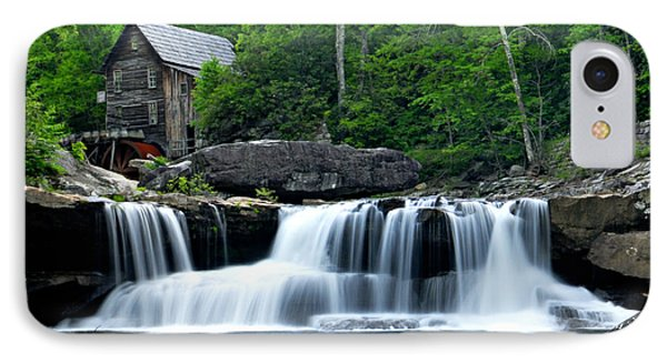 Mill And Waterfall IPhone Case