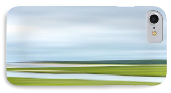Mill Creek Marsh 1 IPhone Case by Susan Cole Kelly Impressions