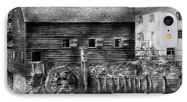 Mill - Sleepy Hollow Ny - By The Mill  IPhone Case