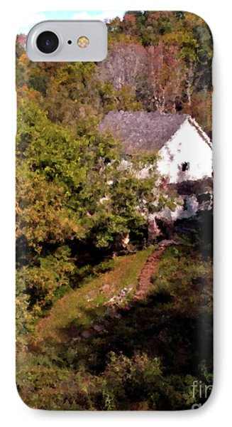 Mill Springs Mill One IPhone Case by Ken Frischkorn