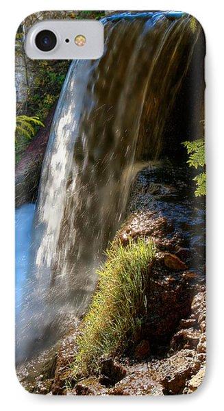 Millcroft Falls IPhone Case by Michaela Preston