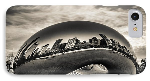 Millenium Bean  IPhone Case by Andrew Slater