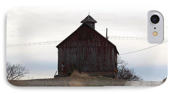 Miller  Barn IPhone Case