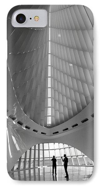 Milwaukee Art Museum Phone Case by David Bearden